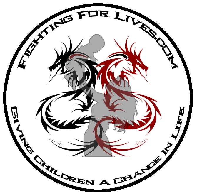 Fighting for lives logo